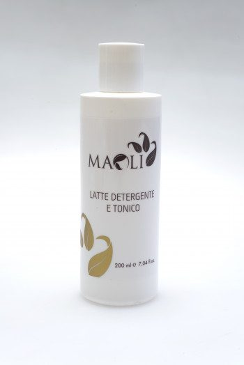 LATTE DETERGENTE TONICO 200 ML